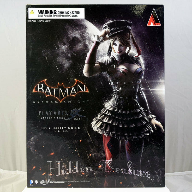 Batman Arkham Knight Play Arts Kai HARLEY QUINN No. 4