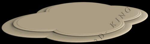 3D STL Models THE TABLE 7 for CNC Router Aspire Artcam 3D Printer 4 Axle Pivot