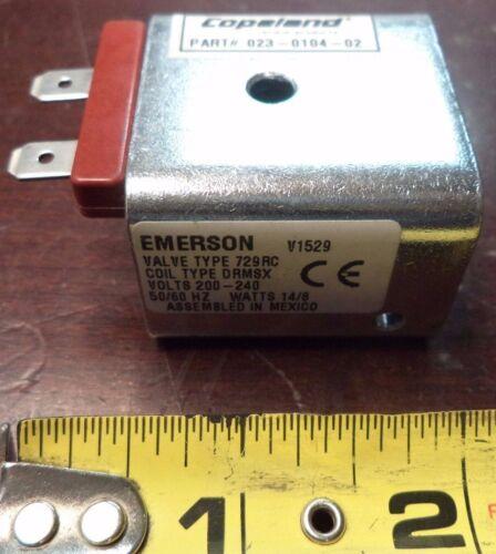 COPELAND COMPRESSOR COIL 200-240 VOLTS P//N 998-0060-09