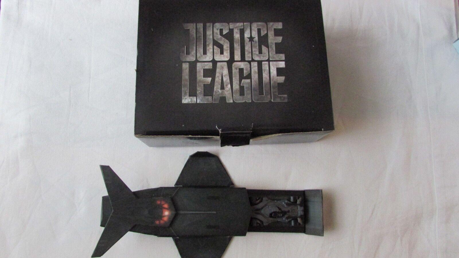 2017 Liga De La Justicia Batimóvil Batman Nuevo Y En Caja Freepost