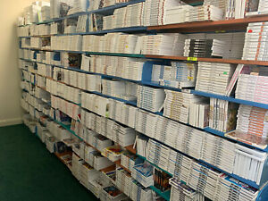 Huge Selection of 250 Refurbished Nintendo Wii Games Top Titles-Bulk Discounts!