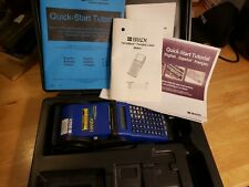 Brady Handimark Label Maker Untested No Battery Parts Only