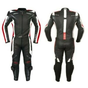 Jumpsuit Skin Motorcycle Racing Track Sport 2 Pieces Metal Midriff Air Vents Red