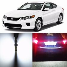 Alla Lighting License Plate Light 168 2825 White LED Bulb for Honda Accord Civic