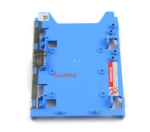 SSD Hard Drive Caddy Tray Adapter F767D R494D for Optiplex Precision 3.5 to 2.5