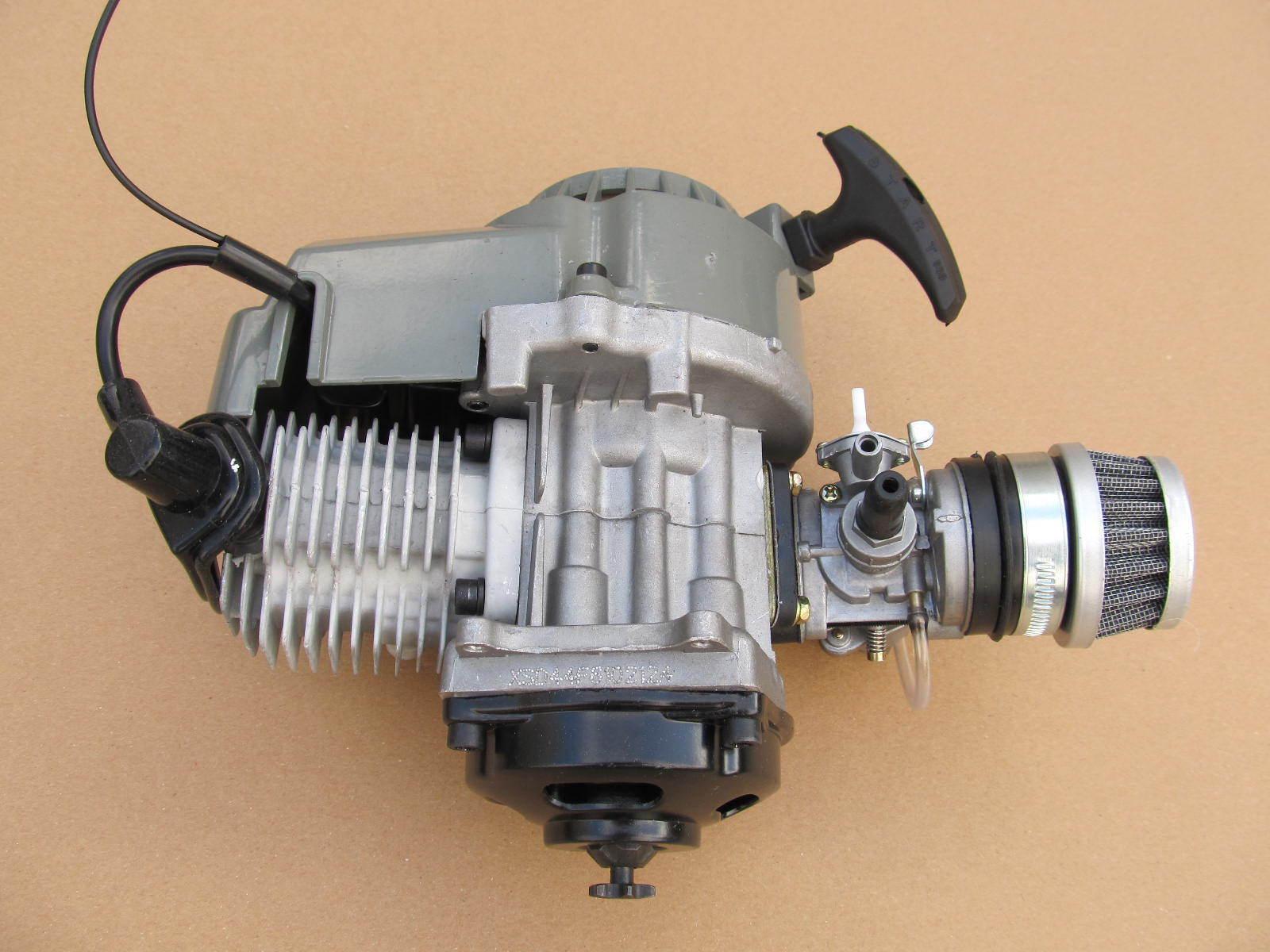 Mini quad quadard bike minimoto mini engine EASY START system 49cc 2 stroke