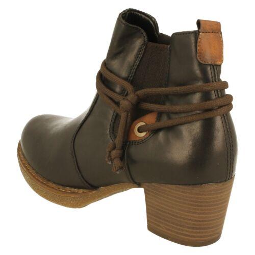 Ladies Boots D8173 Combination Black Remonte FF4xOq6