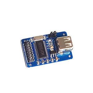 1PCS U Disk Read Write Module ICSJ021A Supply SPI host interface 6MHz CH376S