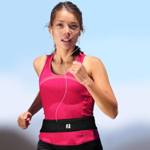 Lycra Marsupio Sportivo Running Jogging Cintura da Corsa Esercizio Waistpack