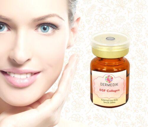 1 of 1 - EGF Collagen Serum Derma Roller Treatment 0.169oz/5ml
