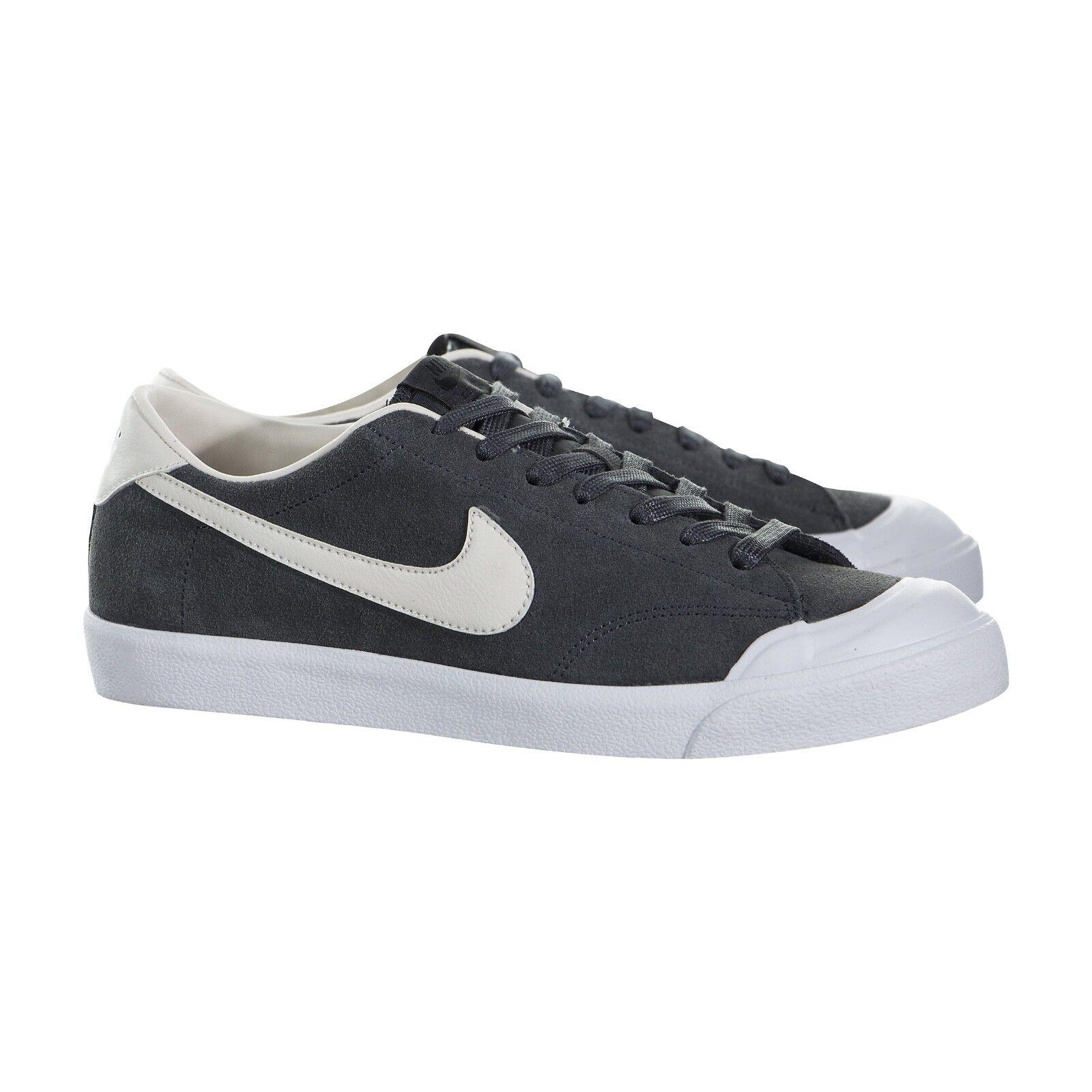 Nike Trainers Sb Zoom All Court Trainers Nike Black/White 0b701d