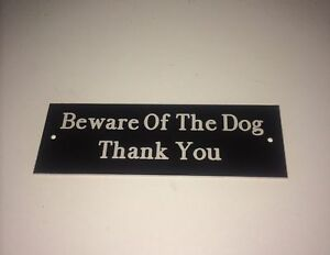 Beware Of The Dog 4/'/'x2/'/' 5/'/'x2/'/' 6/'/'x2/'/' 6/'/'x3/'/'