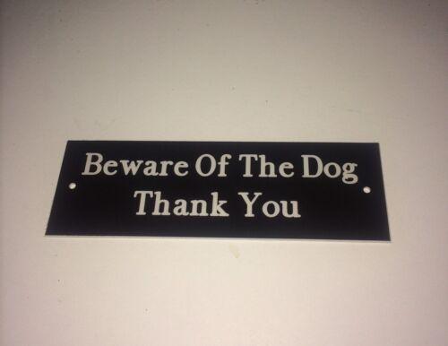 Beware Of The Dog 4/'/'x2/'/' 5/'/'x2/'/' 6/'/'x2/'/' 6/'/'x3/'/'