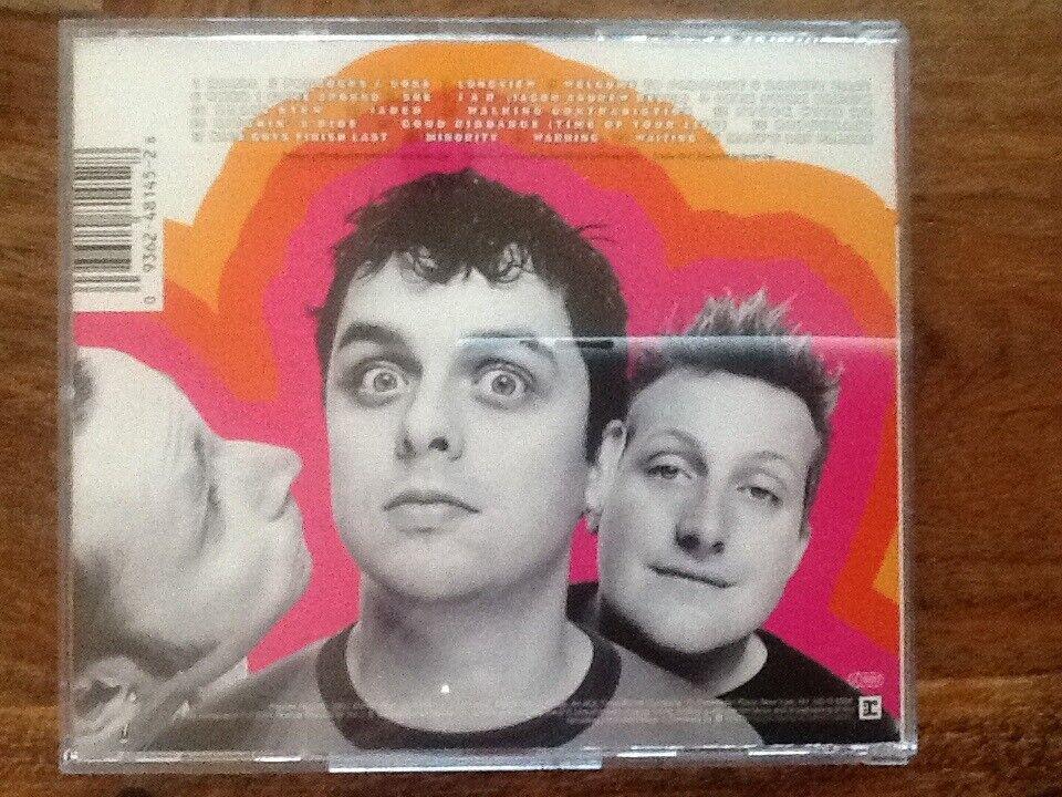 Green Day: International Superhits, rock