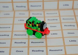 Thomas-amp-Friends-Minis-NEON-HENRY-Train-Engine-Fisher-Price-NEW-LOOSE