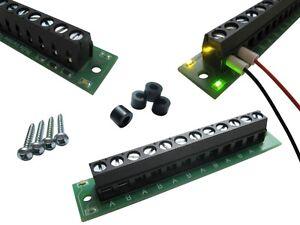 S644-2-Stueck-Verteiler-Stromverteiler-V2-0-mit-Status-LEDs-Einbauzubehoer