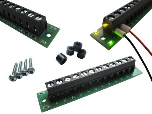 S644-5 Pcs Distributor Power Distribution Unit V2.0 with Status Leds