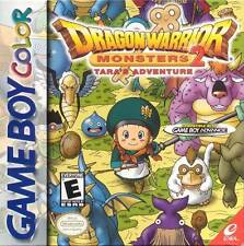 Dragon Warrior Monsters 2: Tara's Adventure - GBC (With Box and Book, Brand New)