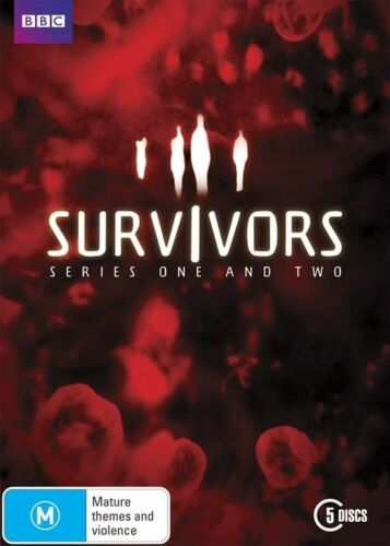 1 of 1 - Survivors: Series 1 and 2  - DVD - Region 4