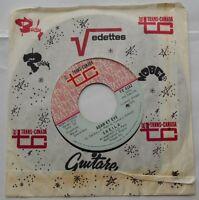 SHEILA Adam et Eve / Oh Marie, Maria VG++ / NM- CANADA 1974 TC FRENCH POP 45