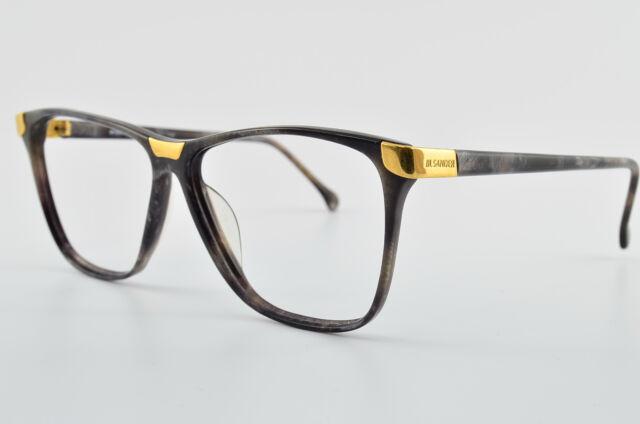 JIL SANDER FMG Brille Mod. 208-894 Vintage Eyeglasses Frame Sunglasses Lunettes