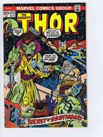 Thor #212 Marvel 1973