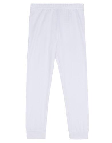 Enfants Long John thermique Pantalon//sous-vêtements ~ 7-13 Ans
