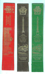 Leather-Bookmark-Blenheim-Palace-Battle-Sir-Churchill-Birthplace-Heraldic-Oxford