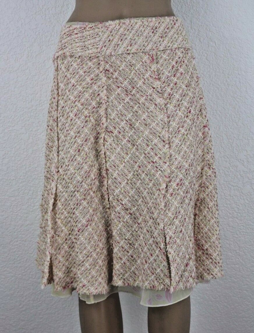 NEW Grace Elements Women's Chateaurox Skirt Size 8