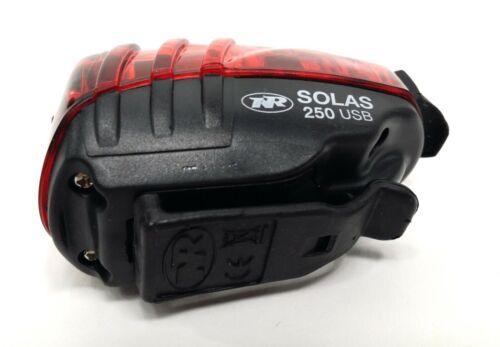 NiteRider Lumina 1200 OLED Boost Bike Bicycle Headlight Solas 250 Taillight