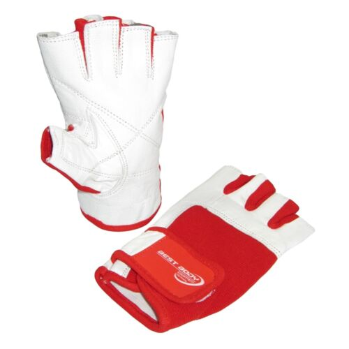 Best Body Nutrition Woman Line Gloves made of high quality Leather