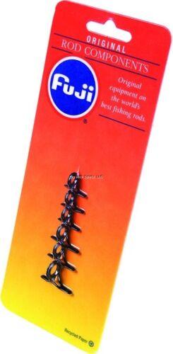 NEUF Fuji Rod Building Oxyde Aluminium Tige Guide Set bsvog 106