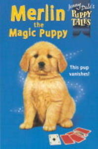 Jenny-Dale-039-s-Puppy-Tales-11-Merlin-the-Magic-Puppy-by-Dale-Jenny-Very-Good-Us