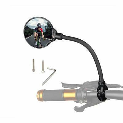 Classic Bike Mirror Bicycle Rear View Cyclist Road Wearable Adjustable Rotatable