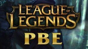 League-of-legends-Pbe-Accounts-Pbe-Server-Unverifed-Best-Offer