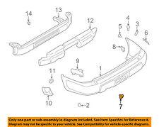 NEW OEM Rear Bumper Cover Grommet 99011FC000NN For Subaru 1998-2002 10 pcs