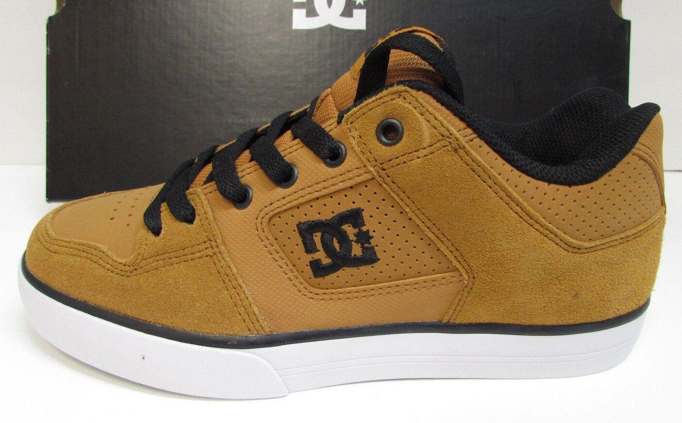 DC SkateBoard Größe 7 Leather Turnschuhe New Mens schuhe