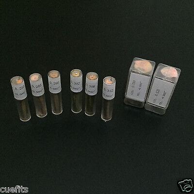 Gage Pin Set Cue Repair Cue Making 8 Gage Pin Set