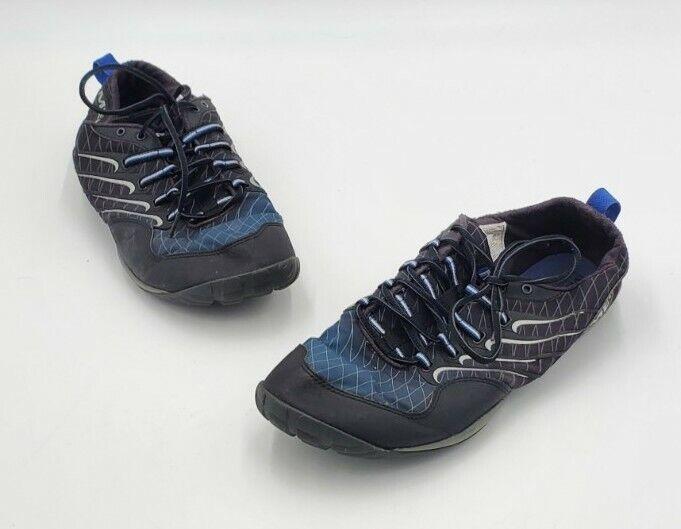 Merrell Sonic Glove Black Gradiant Barefoot Running Shoes Men's Size 12 US
