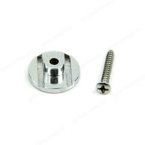 high quality bass guitar nut string tree retainer screw part accessory new ebay. Black Bedroom Furniture Sets. Home Design Ideas
