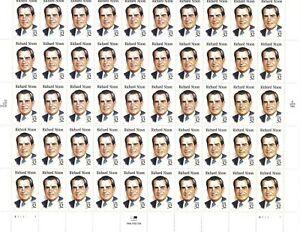 Scott 2955 - 32 Cent Richard Nixon, Sheet of 50 Stamps  MNH  CV $52.50