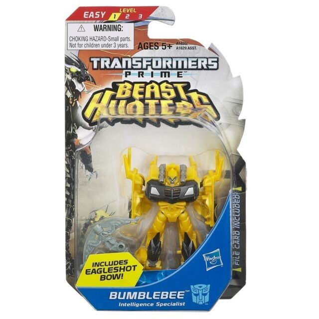 Transformers Prime Beast Hunters Legion Class Bumblebee Action Figure