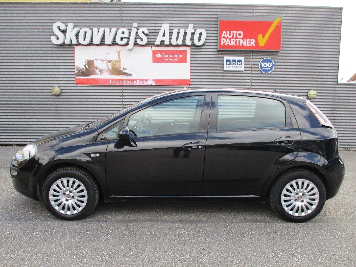 Fiat Punto Evo 1,4 Dynamic 5d - 44.900 kr.