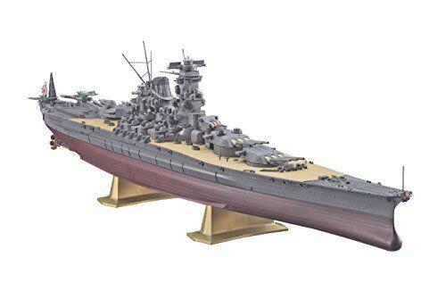 Hasegawa 1/450 IJN Battleship Yamato Model Kit NEW from Japan