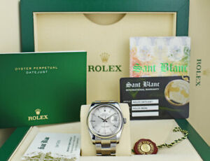 ROLEX-Mens-Stainless-Steel-DateJust-Silver-Index-Dial-116200-SANT-BLANC