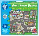 Giant Town Jigsaw Orchard Toys Key Stage 1 Floor Puzzles Game 3 Years