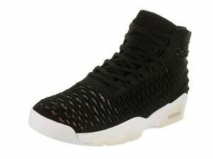 Jordan-Flyknit-Elevation-23-Black-Black-University-Red-AJ8207-023