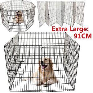 Recinzione Per Cani Giardino.Recinto Grande Per Cuccioli Giardino Esterno Box Recinzione Per