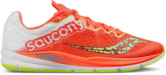 Saucony Fastwitch 8 donna Running scarpe - arancia