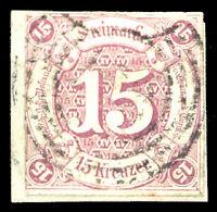 Thurn u. Taxis Nr. 24 Briefst. (1670014799)
